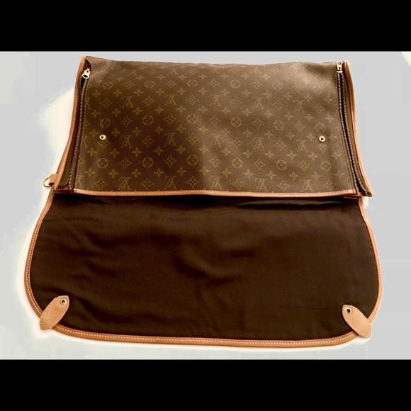 0ed5699e61f Louis Vuitton Other - Authentic Louis Vuitton Monogram TRAVEL Shirt Case